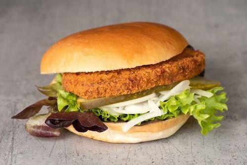 a) Vegi Burger